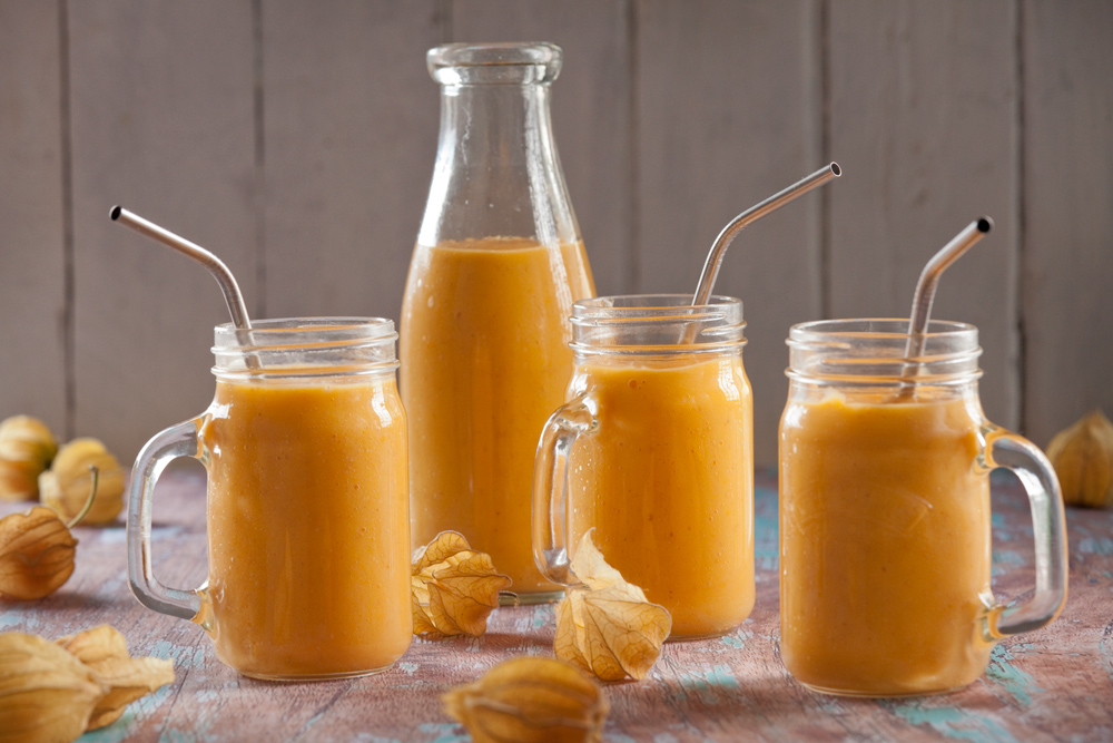 Read more about the article Goldenberries Smoothie
